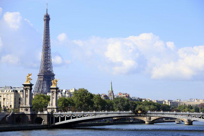 Paris - French language tests