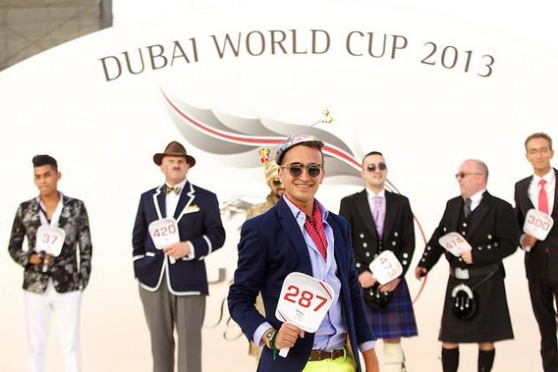 Dubai world cup jaguar