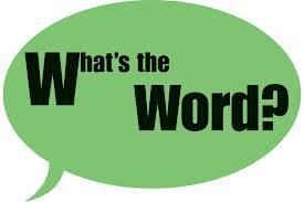 a word choice 2