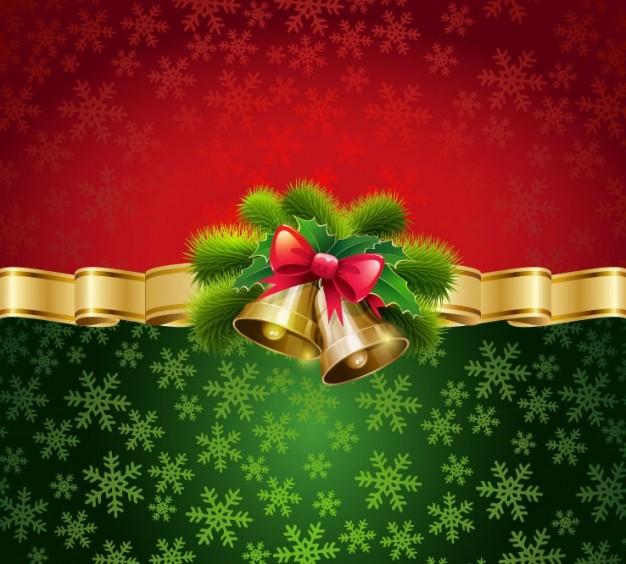 campanas-de-navidad-en-fondo-rojo-y-verde_53-19716