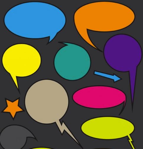 coloridas-burbujas-de-cuadros-de-dialogo_275-5069