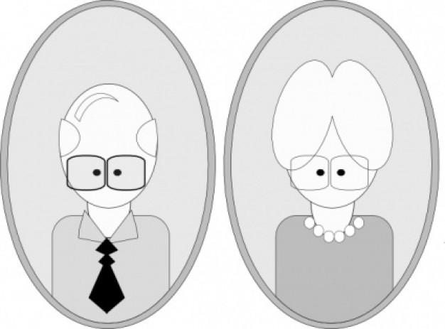el-abuelo-y-la-abuela-del-arte-del-clip_411645