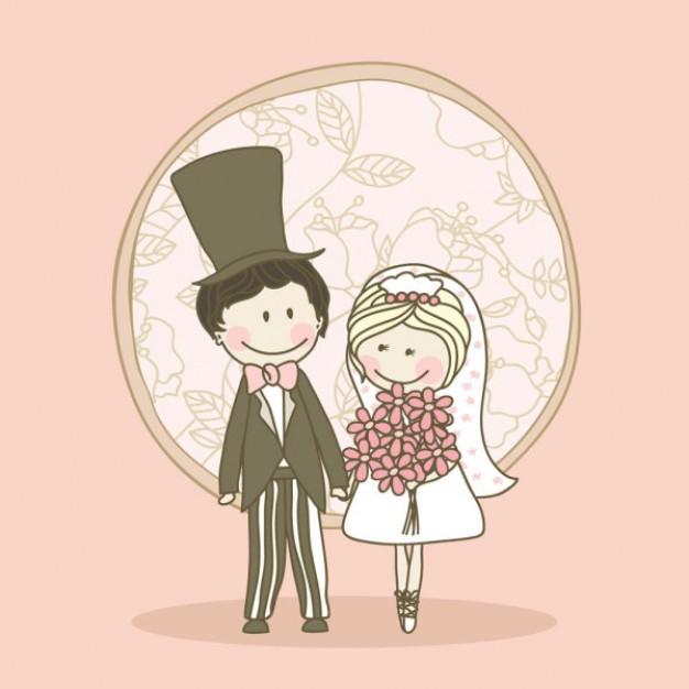 estilo-de-dibujos-animados--elementos-de-la-boda-04---vector-de-material_15-14467