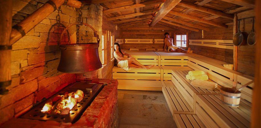 Single sauna wien