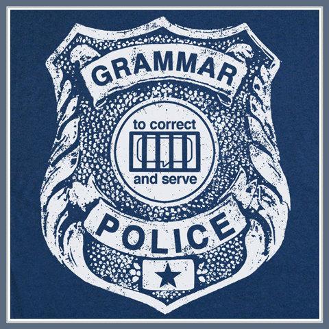 grammar policce