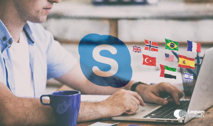 learning-language-skype