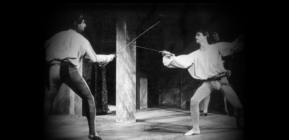 romeo and juliet sword fight
