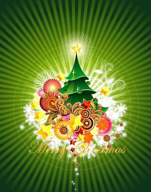 tarjeta-de-navidad-de-vectores_53-9145