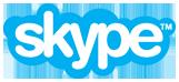 Skype or Google Hangouts